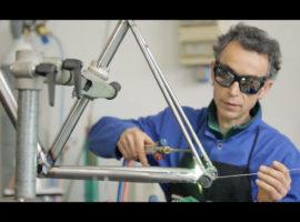Hoe komt een custom fiets tot stand – video