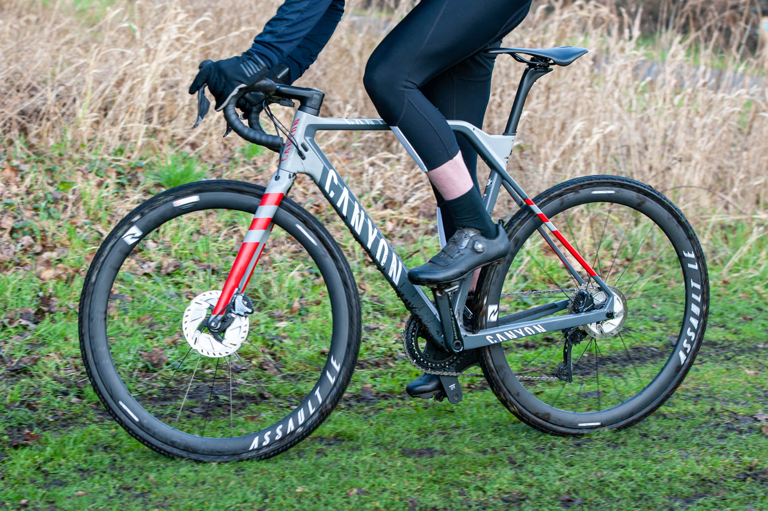 Canyon Inflite CF SLX Team Issue cyclocross 2020