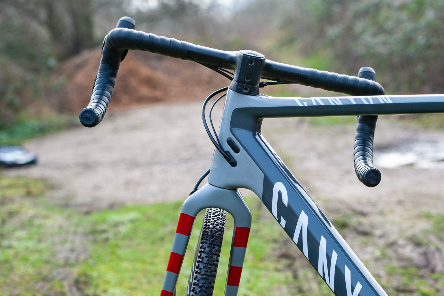 Canyon Inflite CF SLX Team Issue cyclocross