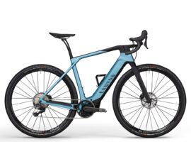 De Grail-ON is de nieuwe gravel E-bike van Canyon
