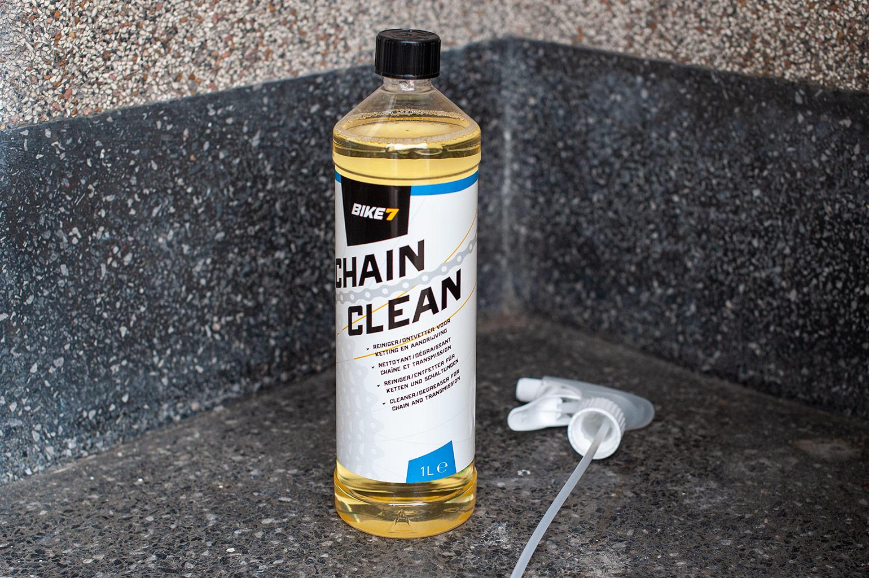 bike7 chain cleaner