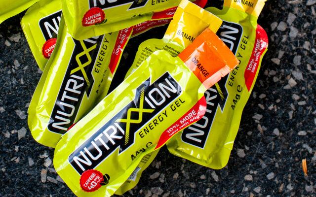 Eerste indruk: Nutrixxion energy gels 44 gram