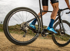 Giant introduceert CXR 2 carbon gravelwielen