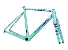 Nieuw Bianchi Zolder Pro frame voor de cross