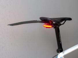 Eerste indruk: CloseTheGap CoverMyBack2+ spatbord met lampje + WINACTIE