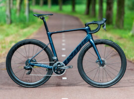 Review: Isaac Meson Disc Blue aeroracer