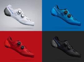 Dit zijn de nieuwe Shimano S-Phyre RC902 schoenen
