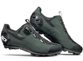 Nieuwe Sidi MTB Gravel schoenen van suède