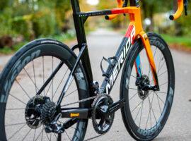 Merida's 2021 collectie racefietsen