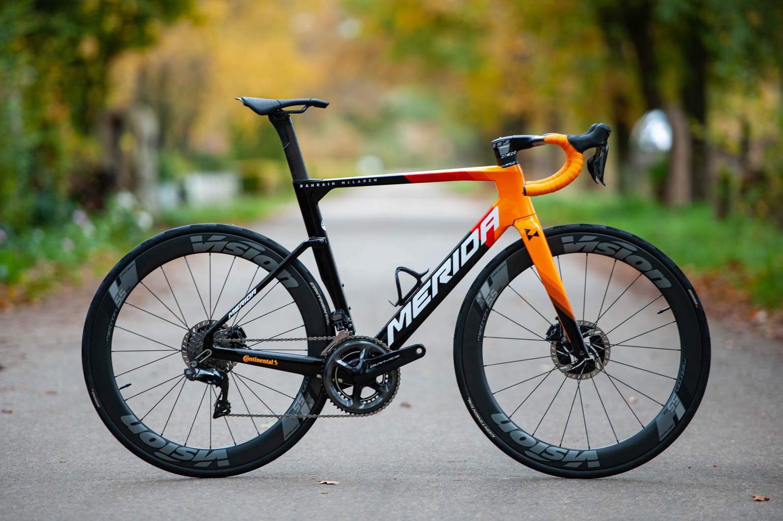 Merida Reacto Team-E racefiets