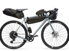 Met de nieuwe Brooks Scape bikepacking tassen kun je alle kanten op