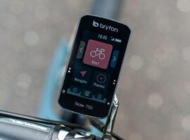 Nieuwe Bryton Rider 750 heeft touchscreen en stembediening