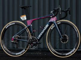 Cannondale geeft de fiets van Urán weg. Misschien wel aan jou?