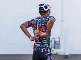 Een keer wat anders met fietskleding van The Heavy Pedal