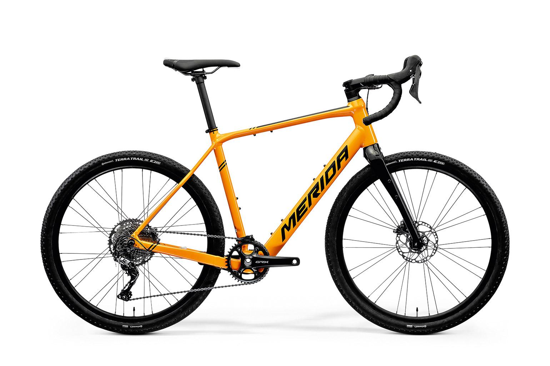 Merida eSilex Plus 600 gravel e-bike