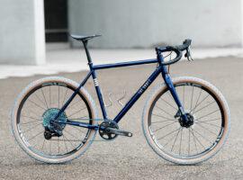 The Draft Comet 0010 – Custom gravelbike uit Madrid