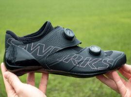 Eerste indruk: S-Works Ares fietsschoenen
