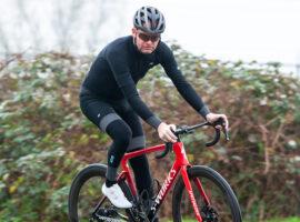 Eerste indruk: Giordana  G-Shield kledingset, fietsen in drie seizoenen