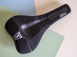 SQlab gebruikt Infinergy foam van hardloopschoenen voor hun zadels