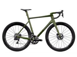 Enve Custom Road Bike: een kleine stap van onderdelen naar frame