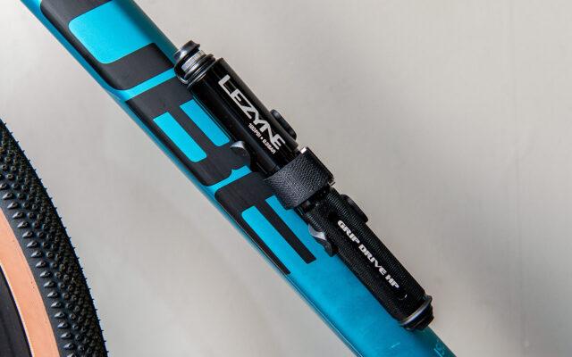 Lezyne Grip Drive HP: fietspomp keuze voor onderweg