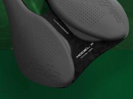 Nieuw Selle Italia Model X Green Superflow zadel is groen
