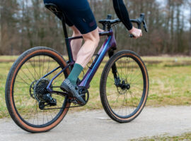 Review: Cannondale Topstone Carbon Lefty 1 gravelbike