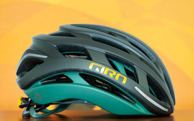 Eerste indruk: Giro Helios Spherical helm