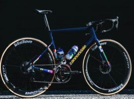 Win de Cannondale SuperSix Evo uit de Giro d'Italia