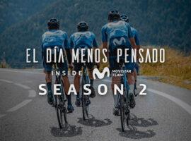 Team Movistar weer te volgen in tweede seizoen op Netflix