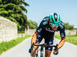 Een nieuwe look voor Bora – Hansgrohe tijdens de Tour de France 2021