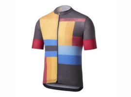 Stijlvol en kleurig gekleed met de Dotout wielershirts
