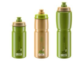 Elite komt met Jet Green bidon van plantaardig bio plastic