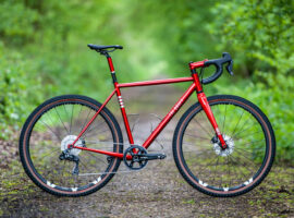 Custom project – The Draft Comet-Eater gravelbike