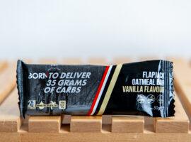 Eerste Indruk: Born Flapjack Oatmeal Vanilla energiereep